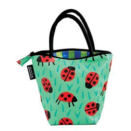 Lunch Bag Ladybugs