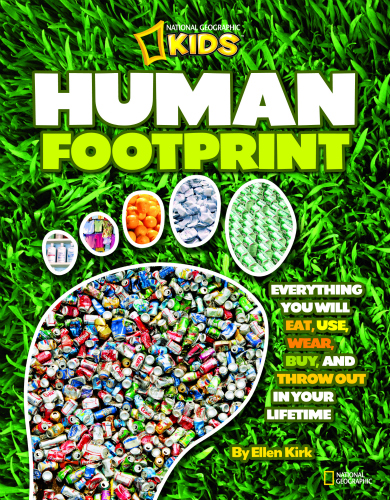 National Geographic Kid's Human Footprint