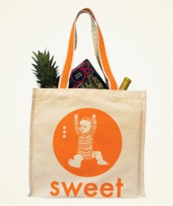 Sweet Reusable Shopping Bag
