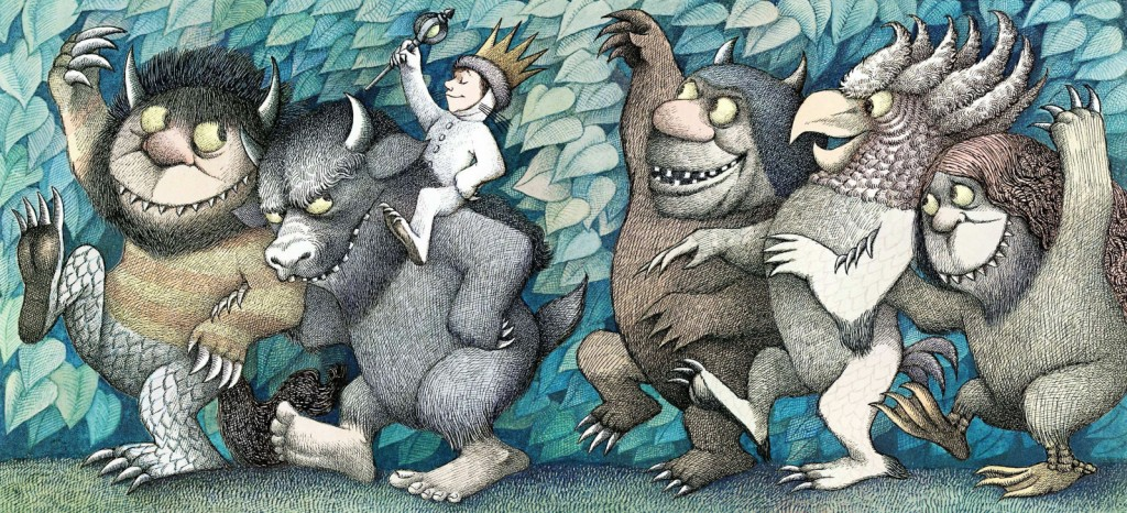 "Where the Wild Things Are ""Wild Rumpus"""