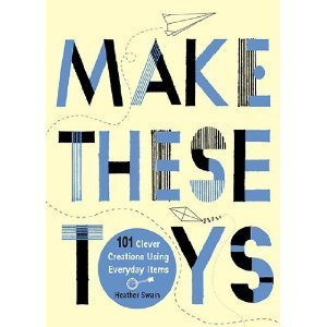 Make These Toys Book
