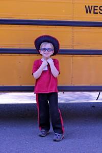 kindergarten cowboy