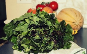 Leafy greens for delicious and healthy green smoothies