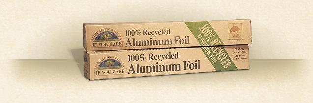 100% Aluminum Foil