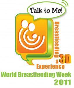 World Breastfeeding Week 2011