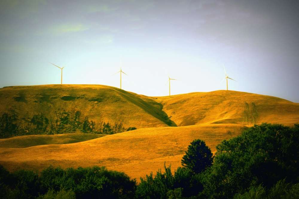 Wind Energy in Eastern Washington