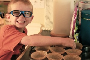 Using the If You Care Baking Cups