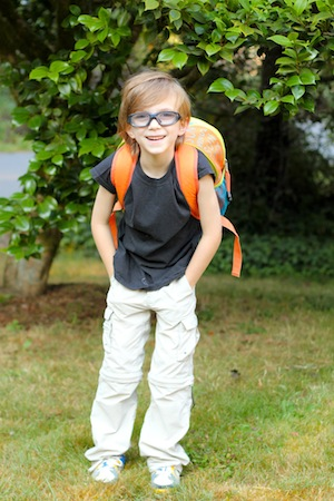 The Second Grader - Back to School