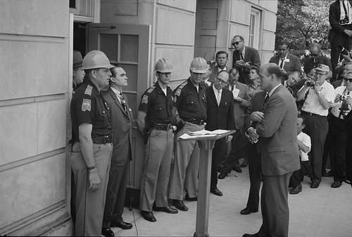 Governor George Wallace Attempts to Block Integration