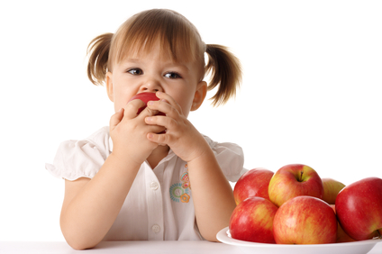 An Apple A Day... Healthy, Organic Snacks