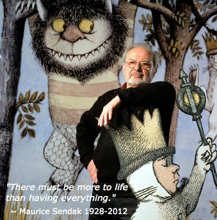Almost All The Truth - Maurice Sendak