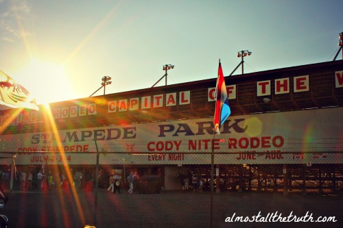 Almost All The Truth - Cody Nite Rodeo