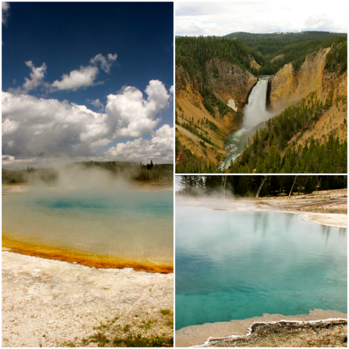 Almost All The Truth - Famous Yellowstone National Park