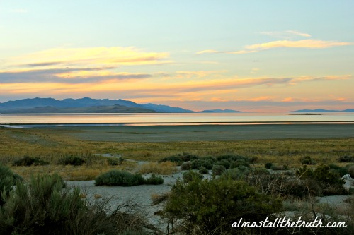 Almost All The Truth - Great Salt Lake