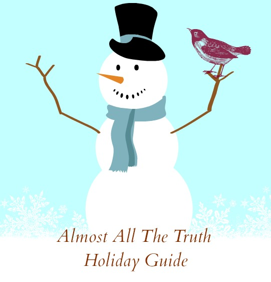 Almost All The Truth - Holiday Gift Guide