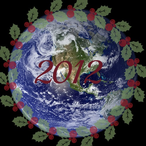Happy Christmas Earth 2012
