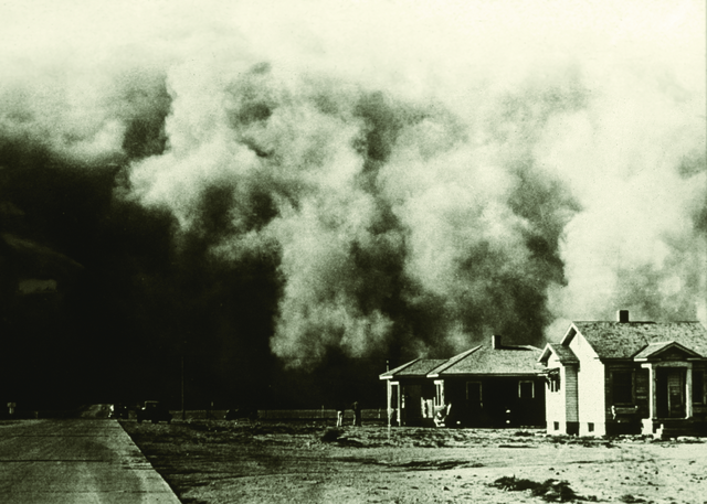 The Dust Bowl in Colorado
