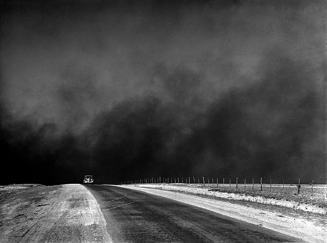 The Dust Bowl in the Texas Panhandle