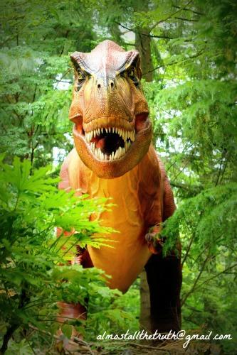 Dinosaur - Example of an Extinct Species