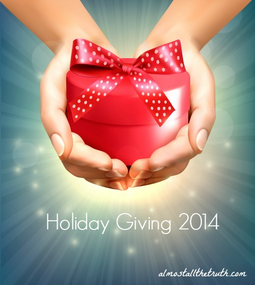 Almost All The Truth - Holiday Giving 2014